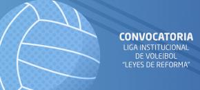 Convocatoria Voleibol