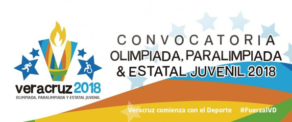 Convocatoria Olimpiada Estatal 2018a