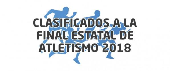 Resultados Atletismo 2018
