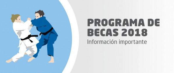 Slider Programa de becas 2018