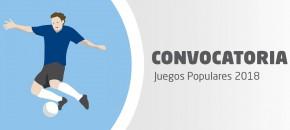 Slider Convocatoria Juegos Populares 2018