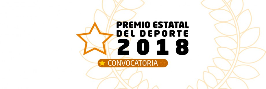 Premio Estatal del Deporte 2018