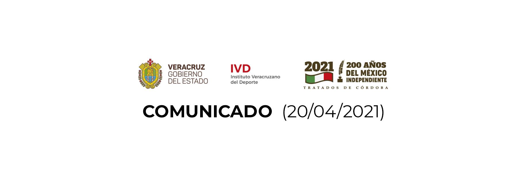Slider Comunicado 20042021