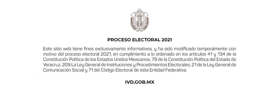 Slider Proceso Electoral 2021