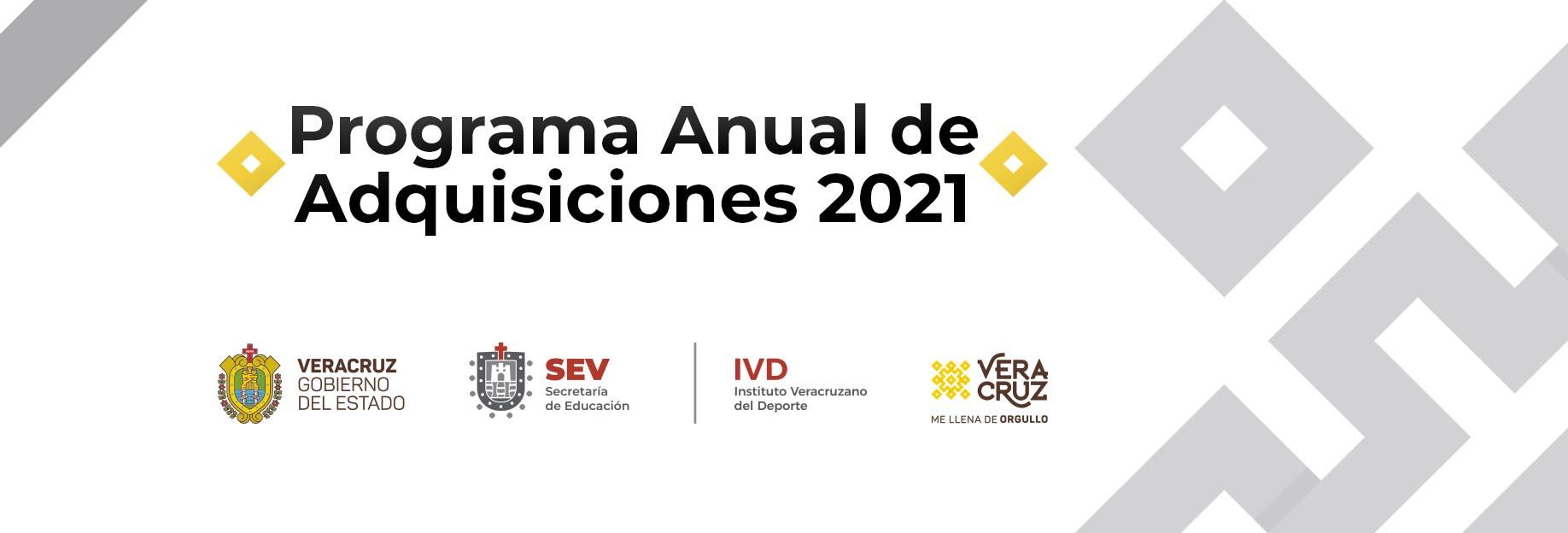 Slider Comunicado Programa Anual 2021